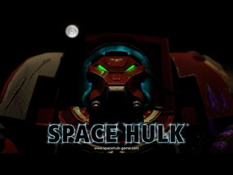 Space Hulk Launch Trailer thumbnail
