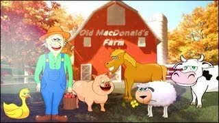 The Best Old MacDonald Had A Farm | Mini Monsters Music