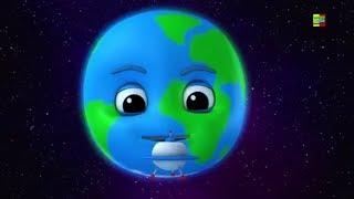 Gambar cover planet lagu belajar planet sajak pendidikan musik anak-anak Preschool Rhymes Kids Planet Song