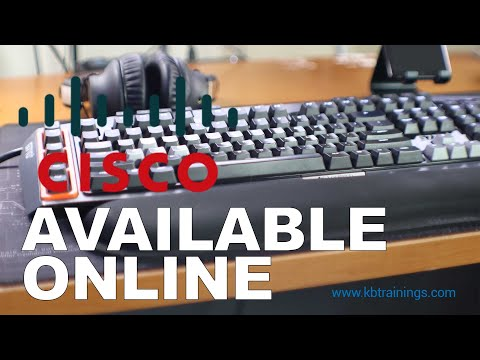 Cisco Exams now AVAILABLE ONLINE | CCNA, CCNP, CCIE - Take ...