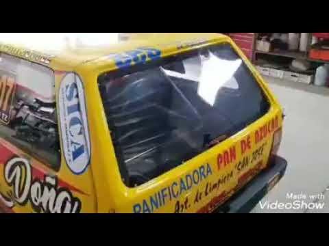Claudio Gómez nos presenta su auto para la Categoría Tz 2021