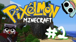 preview picture of video 'Minecraft Pixelmon Journey- Episode 2: Hungry Tummy'