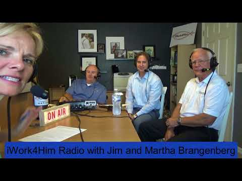 iWork4Him 080918 Luke and Dave with Belleair Wealth Management