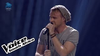Josh  Say You Wont Let Go  The Live Show Round 6  The Voice SA