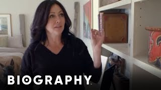 Celebrity House Hunting - Shannen Doherty - My Father