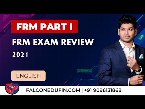 FRM Exam Review 2020 Session | Part I | Part II - YouTube