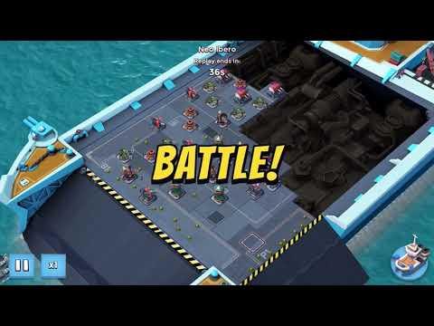 Seeker troops in Warships Season 5 Boom Beach