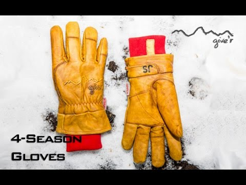 Give'r 4-Season Gloves – Official Video