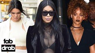 TooFab or TooDrab?! Rihanna, Kim Kardashian & Kendall Jenner | toofab