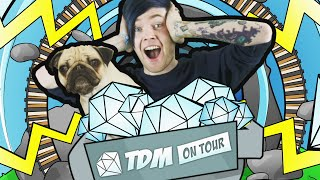 http:///www.dantdmtour.com http:///www.dantdmtour.com TICKETS GO ON SALE FRIDAY 22nd APRIL 10am UK TIME!! ► Subscribe and join TeamTDM! :: http://bit.ly/TxtG...