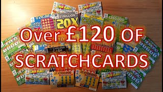 Double Or Nothing - £50 Scratchcard Start Part 1