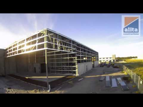 APT Update – Sheeting Time Lapse