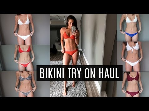 AFFORDABLE BIKINI TRY ON HAUL | My Honest Review | Summer 2018