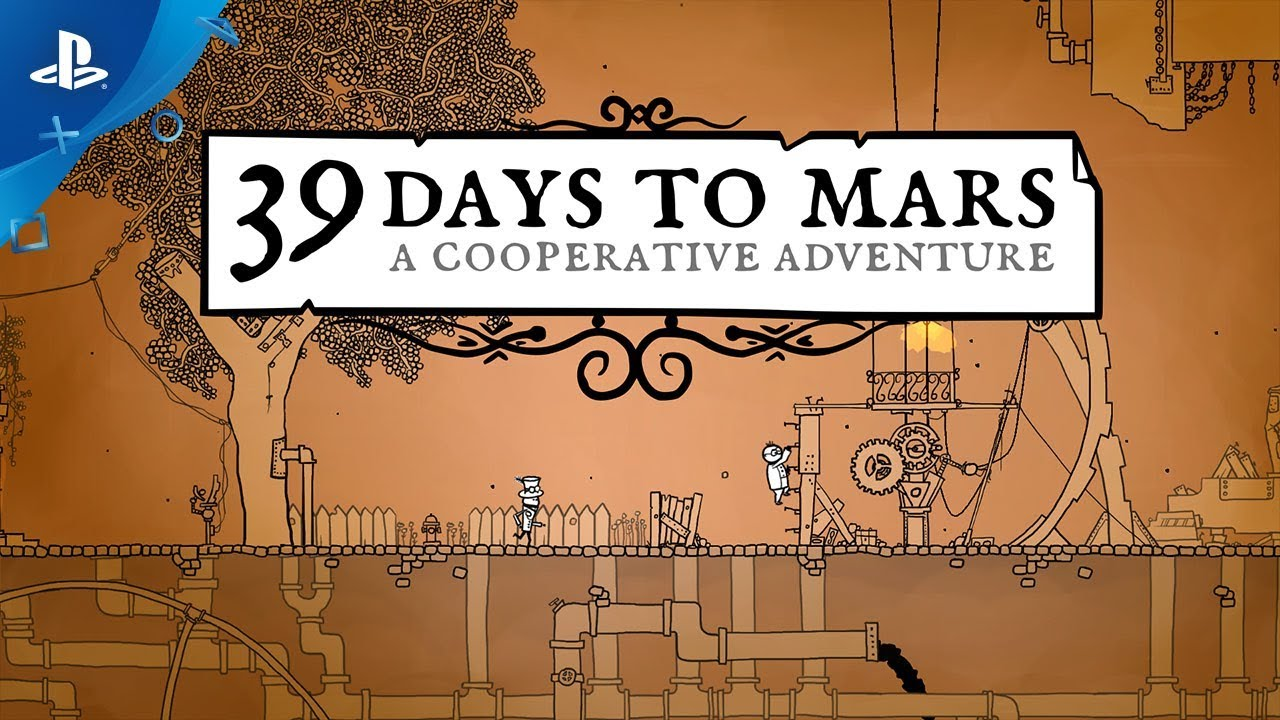 Whimsical Victorian Adventure 39 Days to Mars Launches on PS4 This Winter
