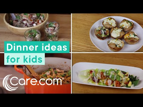 Video Kid-Friendly Easy, Healthy Weeknight Dinners for the Whole Family