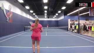 Ρακέτα τέννις Yonex Ezone Ai 100 Lite video