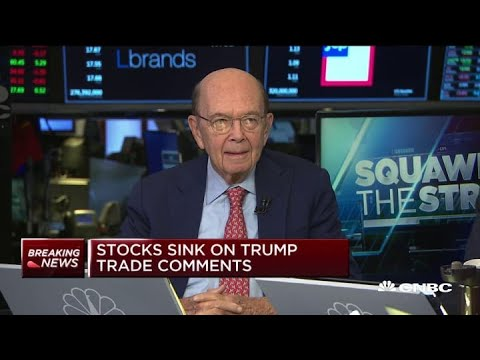 Watch CNBC's full interview with US Commerce Secretary Wilbur Ross