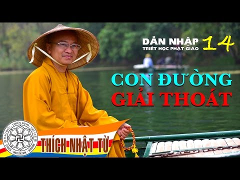 Dẫn Nhập Triết Học Phật Giáo 14: Con đường giải thoát  (2013)