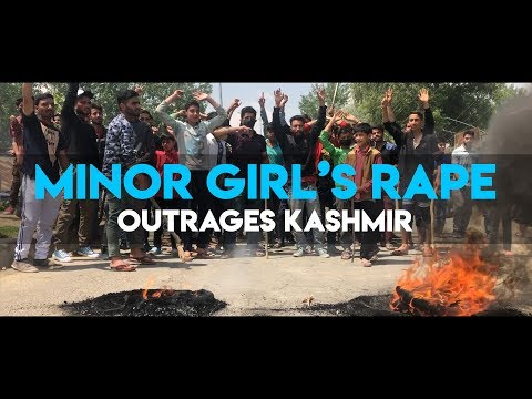 Minor girl's rape outrages Kashmir