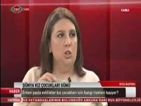 TRT Türk Kıta Raporu - Çocuk Evlilikleri