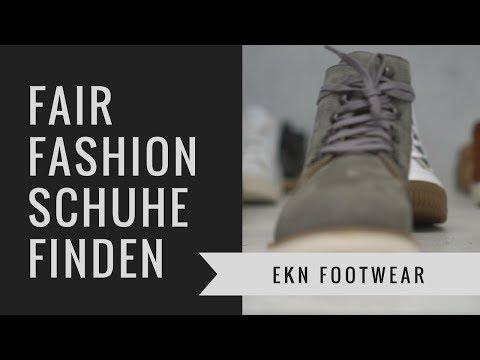 Fair Fashion Schuhe finden - ekn footwear | Fair Fashion & Lifestyle | rethinknation