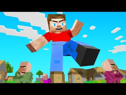 Download MINECRAFT But We Are GIANTS! Mp4 HD Video and MP3