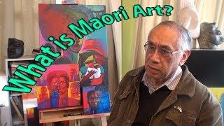 Maori Art Discussion, With Darcy Nicholas