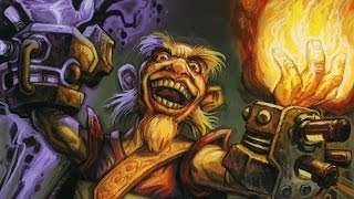How to play HearthStone like a Pro Idiot. Facecam. Warlock Zoo deck