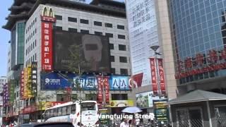 preview picture of video 'Beijing - Wangfujing Street (CN 2012 HD)'