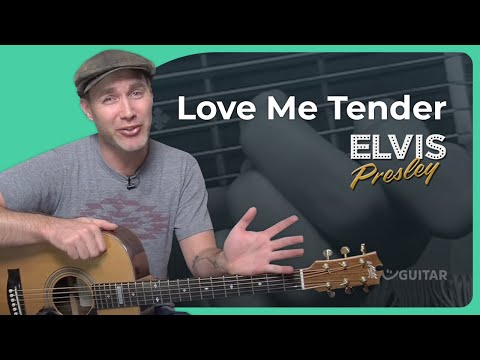 How To Play Love Me Tender (ver. 2)
