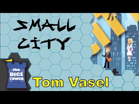 Dice Tower Reviews: Small City