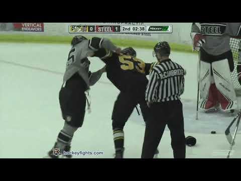 Tyler Carpenter vs. Benito Posa