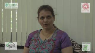 Dr. Vinitaa Apte, President TERRE Policy Centre