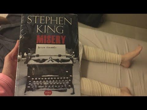 Misery tem a vilã mais temida por Stephen King .