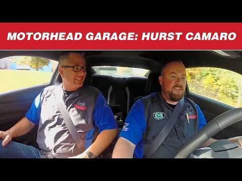 Motorhead Garage - Hurst Elite Series Performance Packages for Modern Muscle