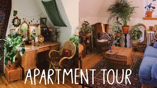 5. Updated Bohemian Apartment Tour | Then Vs. Now