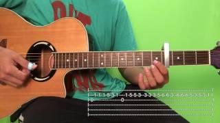 Obsesion - Tutorial Guitarra