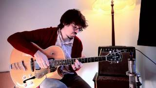 Guitar With Bibio   Lovers' Carvings (OFFICIAL)