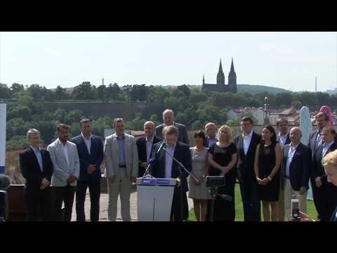 ODS dala Vyšehradskou deklarací jasný závazek voličům: 12 podmínek vstupu do vlády