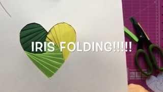TECNICA IRIS FOLDING (SCRAPBOOKING)