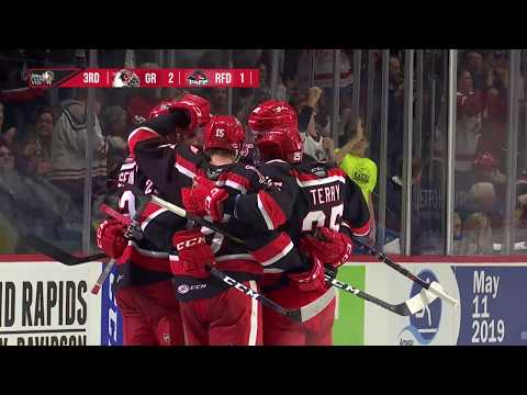 IceHogs vs. Griffins | Dec. 31, 2018