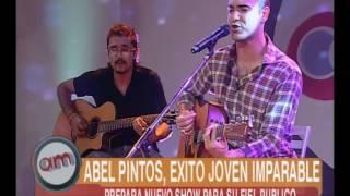 """""""Todo lo que busco está en vos"""" Abel Pintos - AM"""