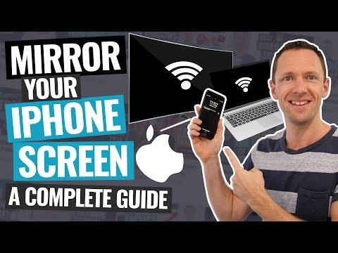 , title : 'iPhone Screen Mirroring - The Complete Guide!'