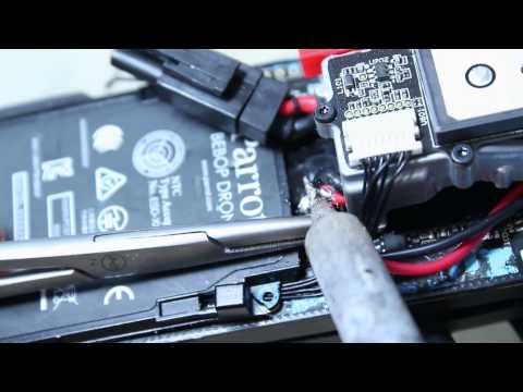 🔥Advancing Parrot Bebop 2 to Router Mod™ with deep
