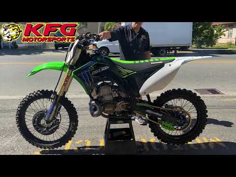 2013 Kawasaki KX500 in Auburn, Washington - Video 1