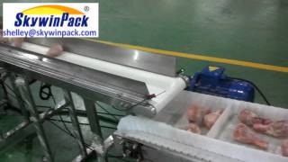 Frozen Chicken Meat Packing Machine From Skywin