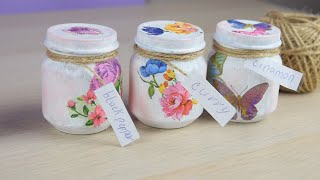 DIY Cool Way To Reuse Empty Baby Food Jars 🔥