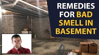Home Remedies To Get Rid Of Basement Smell Naturally | Remedies For Basement Smell