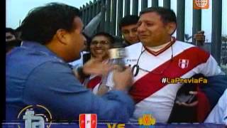 La Previa del Perú - Uruguay