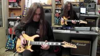 Guitar videos - DANIELE LIVERANI - Kingdom Gate